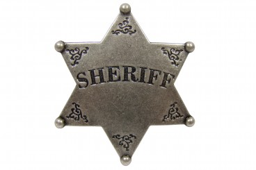 Sheriff-Sternabzeichen