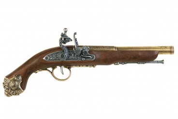 Steinschlosspistole, 18.. C.