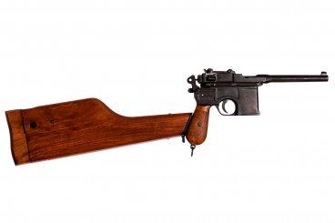 Pistole C96, Deutschland 1896