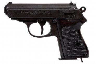 Halbautomatische deutsche Polizeipistole, Deutschland 1929