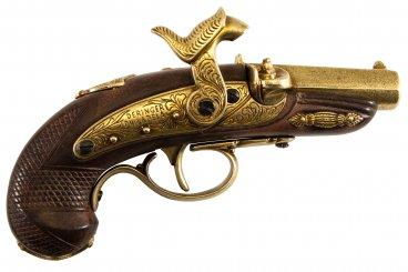 Philadelphia Deringer Pistole, USA 1862