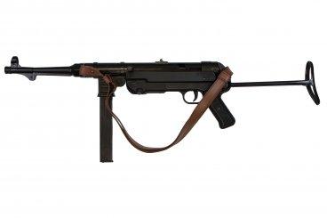 MP40 Maschinenpistole, Deutschland 1940