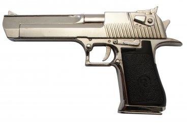 Halbautomatische Pistole, USA-Israel 1982