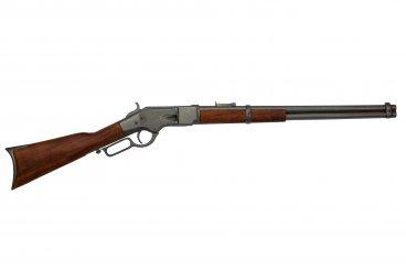 Mod. Karabiner 66, entworfen von Winchester, USA 1866.