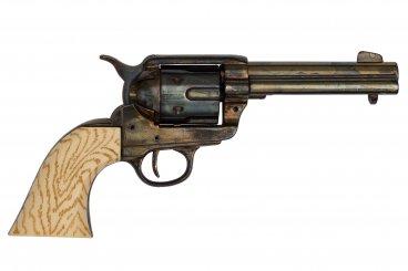 """Cal.45 Peacemaker Revolver 4,75 """", USA 1873"""