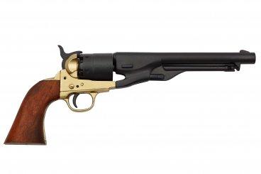 Amerikanischer Bürgerkriegsarmee-Revolver, USA 1860