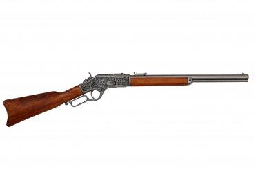 Mod. Karabiner 73, entworfen von Winchester, USA 1873.