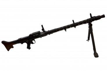 MP 34 Maschinengewehr, Deutschland 1934 (Zweiter Weltkrieg)