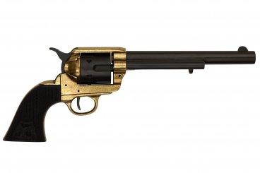 """Kal.45 Peacemaker Revolver 7½ """", USA 1873"""