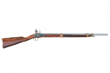 Flintlock carbine, France 1806