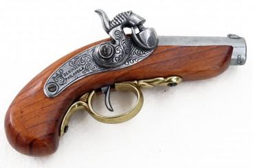 Deringer pistol, USA 1850