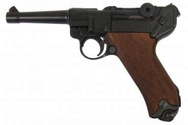 Parabellum Luger P08 pistol, Germany 1898