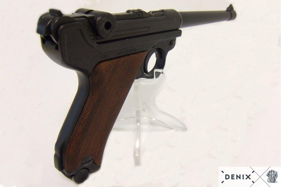 Parabellum Luger P08 pistol, Germany 1898