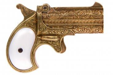 Derringer pistol, USA 1866