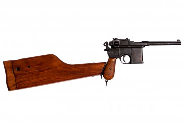 C96 pistol, Germany 1896