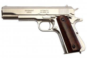 Automatic .45 pistol M1911A1, USA 1911 (WWI & II)