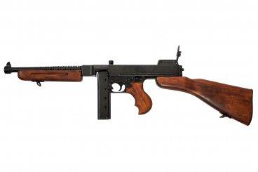 M1928A1 submachine gun, USA 1918