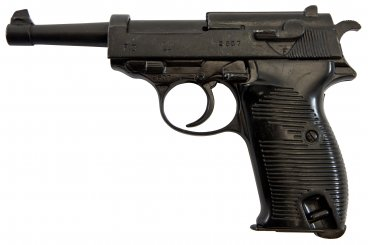 Automatic pistol, Germany 1938