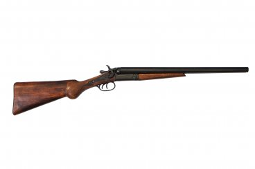 Wyatt Earp Double Barrel Shotgun, USA 1868.