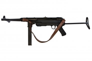 MP40 sub-machine gun, Germany 1940