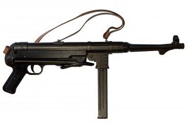 mp40 sub machine gun germany 1940 submachine gun world war i