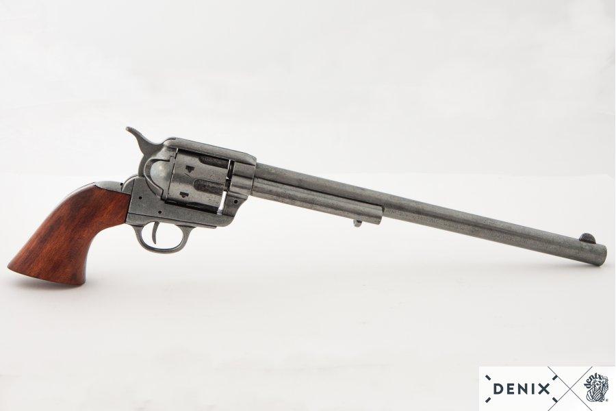 Cal 45 Peacemaker Revolver 12 U0026quot   Usa 1873 - Revolvers
