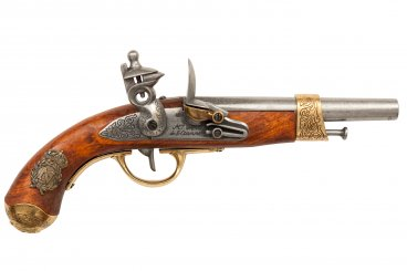 Napoleon pistol, France 1806