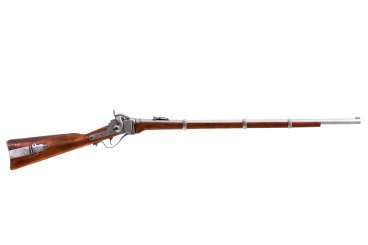 Military Sharps rifle, USA 1859