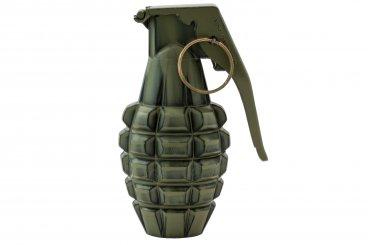 MK 2 or pineapple hand grenade, USA 1918
