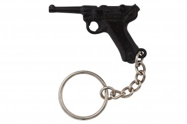 Pistol key ring