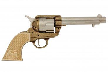 """Cal.45 Peacemaker revolver 5½"""", USA 1873"""