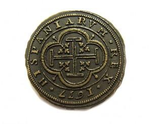 100 Escudos de oro (centen) Felipe IV. 1637