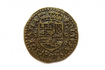 Doblón de oro