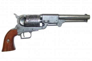 """Revólver """"Army"""" Dragoon, USA 1848"""