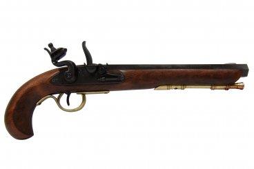Pistola Kentucky, USA S.XIX