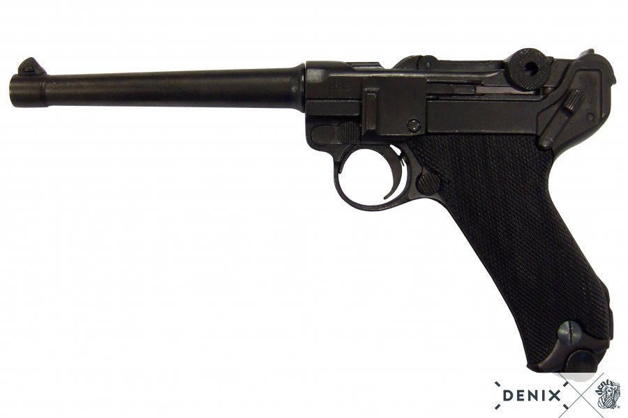 Pistola Parabellum Luger P08 Alemania 1898 Pistolas