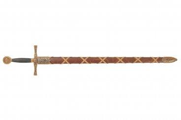 Excalibur, espada legendaria del Rey Arturo