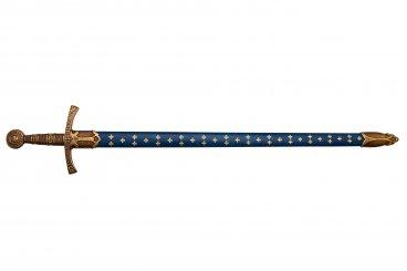 Espada medieval, Francia S.XIV