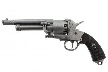 Revolver Confederado LeMat de la Guerra de Secesión, USA 1855