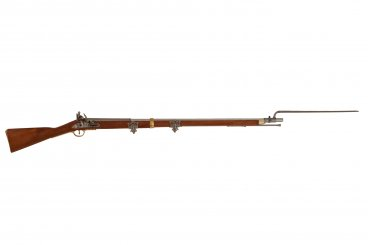 "Mosqueton Land Pattern ""Brown Bess"", Inglaterra 1722"