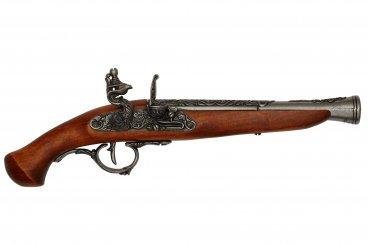 Pistola de chispa, Alemania S. XVIII