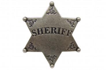 Plaque du shérif