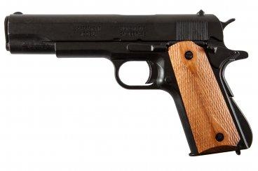 Pistolet automatique .45 M1911a1, USA 1911 (WWI & II)