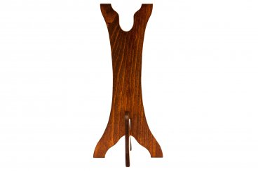 Support en bois