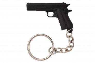 Porte-clé pistolet