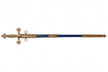 Spada massonica, XVIII secolo