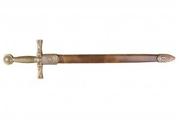 Tagliacarte spada Excalibur con custodia