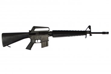 Assault Rifle M16A1, USA 1967