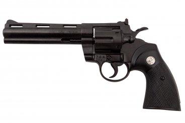 """Revolver Python 6 """", USA 1955"""
