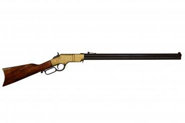 Cannone ottagonale con fucile Henry, USA 1860